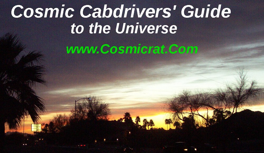cosmic cabdrivers 